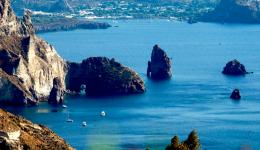 Isole Eolie - Vulcano: le Perle del Mediterraneo