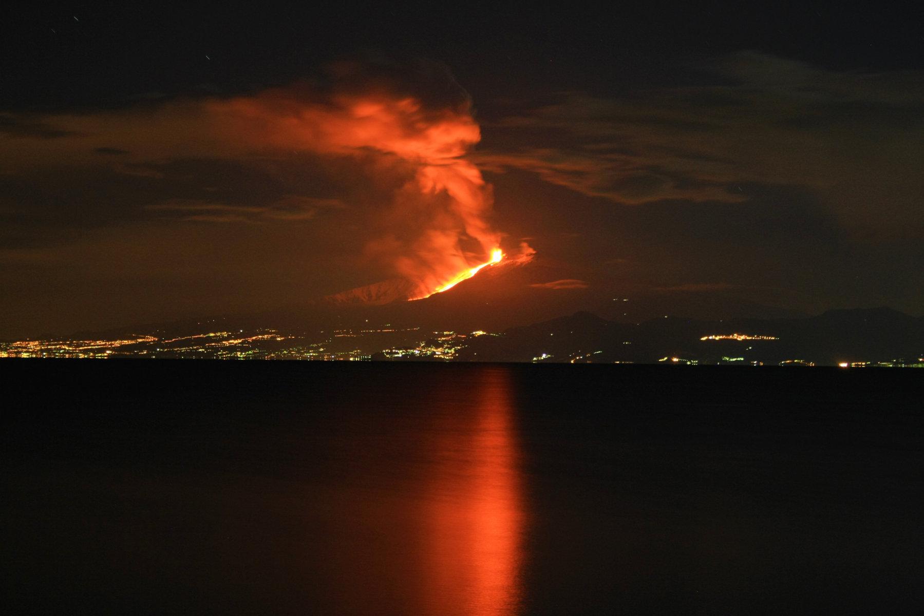 Monte Etna - Lugares UNESCO - Ideas de viaje