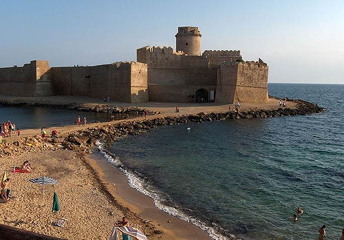 Capo Colonna and Le Castella: traces of a glorious past