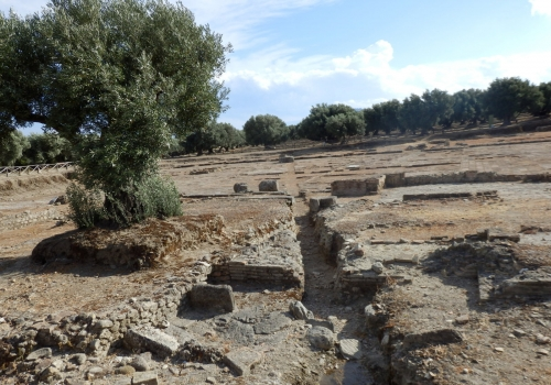 Archaeology and art in the province of Catanzaro: Roccelletta di Borgia and Taverna