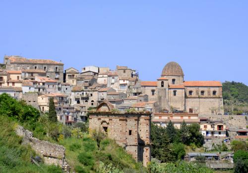 Lugares de la antigua espiritualidad: Stilo - Serra San Bruno