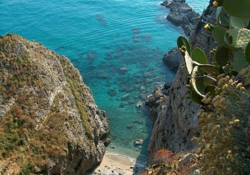 Costa degli Dei: escursione in barca da Tropea a Capo Vaticano + visita guidata di Tropea